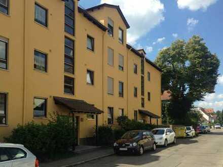 2 Zimmerwohnung mit Terrasse und Gartenanteil