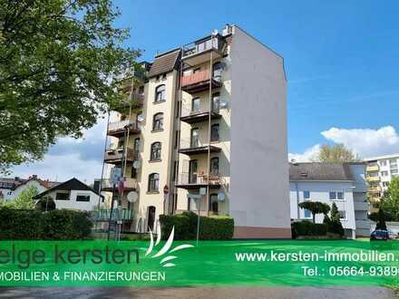 Schöne 3,5-ZKB-Wohnung mit Balkon in Kassel-Unterneustadt sucht nette Mieter!