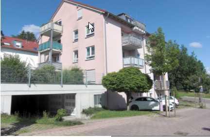 Lichtdurchflutete 2-Zimmer-Wohnung mit Balkon und Einbauküche in 73262, Reichenbach ab 1.11.20