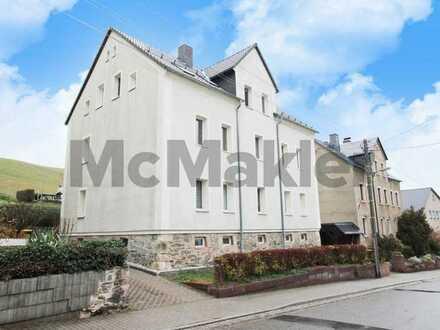 Kapitalanlage: Vermietetes MFH mit 4 Wohneinheiten in grüner Lage von Chemnitz