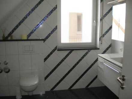 Neuwertiges, teilmöbliertes 1-Zimmer Apartment mit Einbauküche in Kaisheim