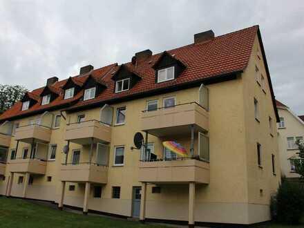 2-Zimmer-Wohnung mit Balkon und Einbauküche in Bad Sooden zu vermieten