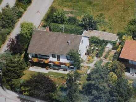 Einfamilienhaus in Südhanglage