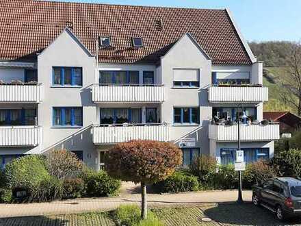 Renovierte 3-Zimmer-DG-Wohnung mit kleinem Balkon in Forchtenberg, zentrumsnah
