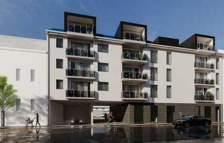 City-Carre: 2-Zimmer-Penthouse-Wohnung im Stadtzentrum von Bad Neuenahr