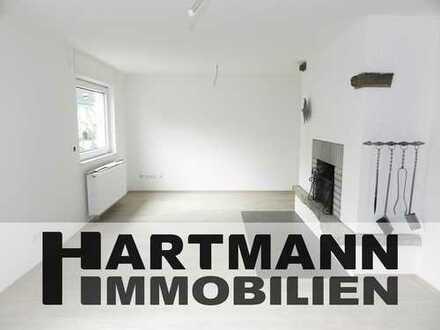 Neu renovierte 3-Zimmer-Wohnung mit Garten und Garage in ruhiger Lage!