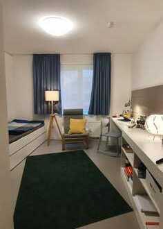 Stilvolle 1-Zimmer-Wohnung mit Einbauküche in Heidelberg (Nachmiete)