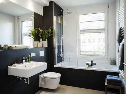 Moderne Urbanität! 3-Raum-Wohnung mit durchdachtem Wohnkomfort und viel Freiraum in Top-Lage
