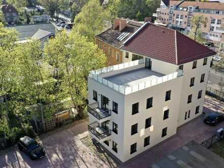 Erstbezug Neubau – Exklusive 3 – Zimmer- Wohnung mit Terrasse in Top - Lage