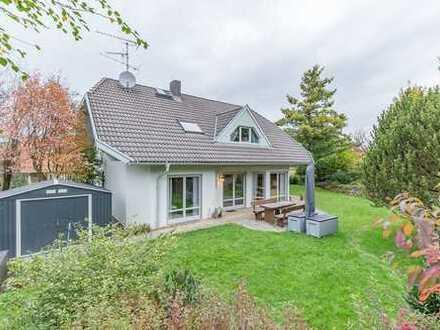 Freistehendes Einfamilienhaus in ruhiger Lage!