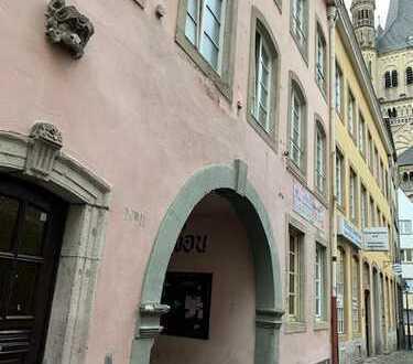 Restauration mitten in der Kölner Altstadt