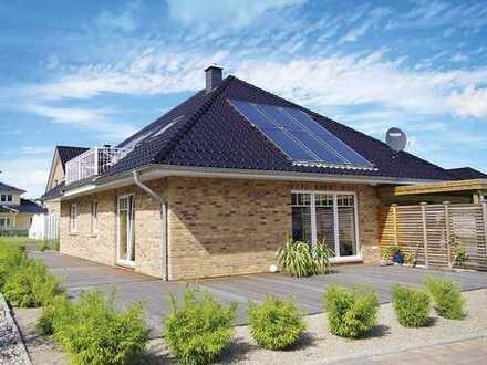 HÄUSER FÜR'S LEBEN - altersgerecht gebaut - der Bungalow mit 4 Zimmern in Hönow