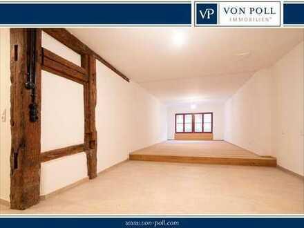 Erstbezug nach Sanierung: 3-Zimmer-Erdgeschoss-Wohnung in der Nördlinger Altstadt