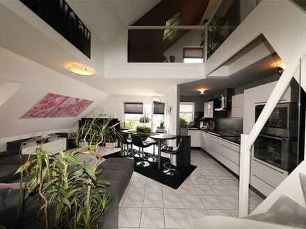 Immobilien-Richter: Charmante 4–Zi.-Luxus-Maisonette-Wohnung in Grevenbroich-Orken.
