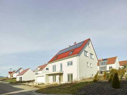**NEU** Erstbezug - Einfamilienhaus mit 226 qm., großer Dachterrasse und Garten in Kaisheim/Leitheim