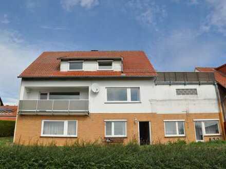 Gepflegtes Mehrfamilienhaus in Rittmarshausen