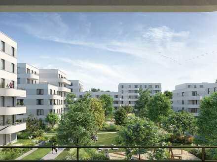 Zwischen Wald und Rhein: 3-Zimmer-Wohnung auf ~92m² mit 2 Bädern + Balkon in Rodenkirchen