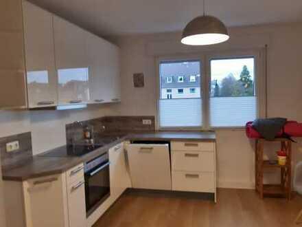 Vollständig renovierte 3-Zimmer-Wohnung mit Einbauküche in Hürth