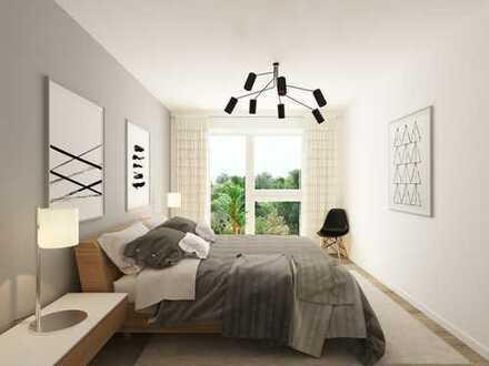 Schönes Wohnen im Obergeschoss inkl. Balkon