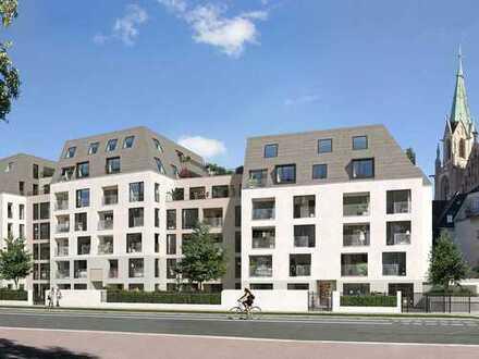 Mitten in der City! Wohlfühlwohnung mit 2 Bädern und herrlicher Terrasse in bester Lage Münchens