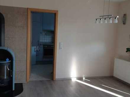 2-Zimmer-EG-Wohnung mit EBK und Balkon in Bretten in bester Lage