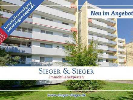Gemütliche und helle 3-Zimmer-Wohnung in ruhiger Lage von Bonn-Bad Godesberg!