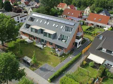 *** BREMEN-ST.MAGNUS - Großzügige 2-Zimmer-Wohnung mit Einbauküche und Terrasse ***