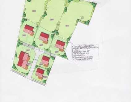 Die Zeit ist einmalig - der Baugrund einmalig - Bauland für sieben Wohnhäuser in Baiersbronn