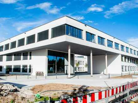 Gewerbe-Neubau in Ottobrunn