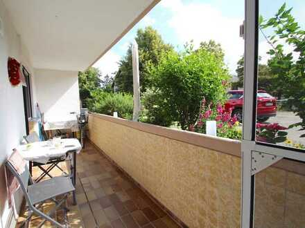 Kernsanierte Erdgeschoß Wohnung mit Stellplatz in ruhiger Wohnlage von Hockenheim