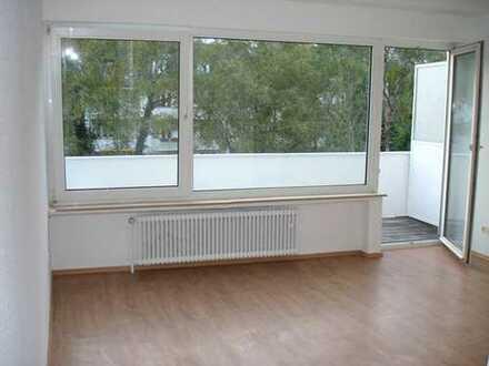 Studentenfreundliches 1-Zimmer-Appartement mit Balkon
