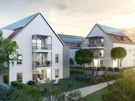 Mehr Sonnenseiten: große 3 Zimmer Wohnung mit Außenstellplatz und tollem Garten!