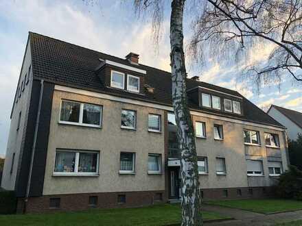 Nur mit WBS! ERSTBEZUG NACH SANIERUNG! 3 Zimmer-Wohnung in ruhiger Lage von Altenbochum!