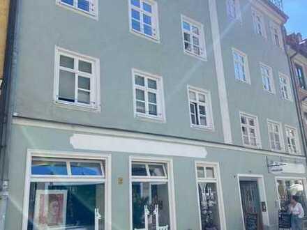 Nh. Altstadt ! Gut vermietete Ladeneinheit, Schirmgasse, ca. 72 qm, attrakt. Rendite
