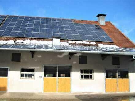 Lagerhalle in Bergkirchen bei Dachau • Nähe A8 • 210 m²