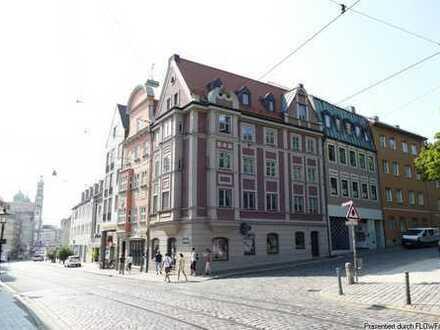 Hochwertige Büroräume in historischem Altbau mit einzigartigem Ausblick