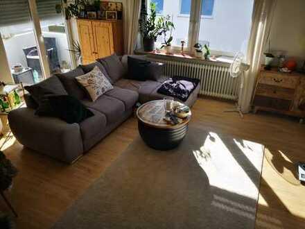 Gepflegte 1,5-Zimmer-Wohnung mit Balkon und Einbauküche in Nördlingen