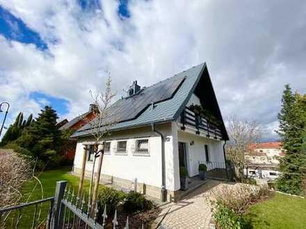 * hochwertig saniertes Haus in ruhiger und grüner Bestlage zur Miete *