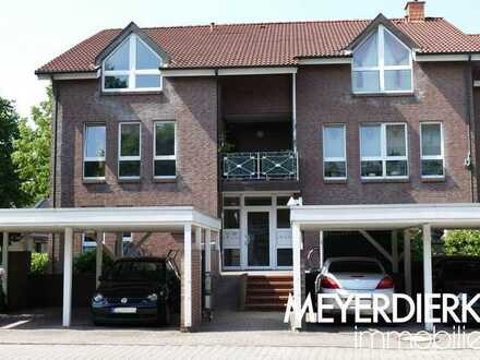 Kreyenbrück - Paula-Modersohn-Becker-Str.: großzügige 3-Zimmer-Wohnung über drei Ebenen mit Terrasse