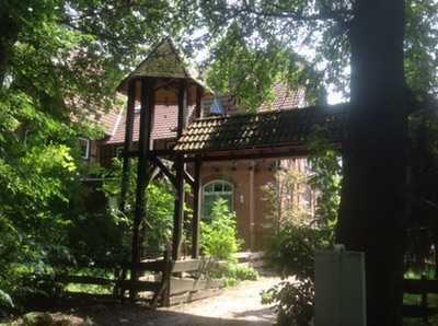 Wunderschöne Wohnung auf Reiterhof