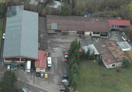 Gewerbeflächen für Produktion, Werkstatt, Lager und/oder Büro