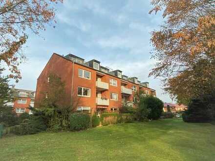 Optimal geschnittene Eigentumswohung in Hamburg Langenhorn