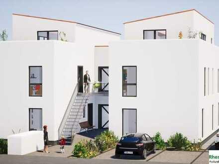 Penthouse-Maisonettewohnung über den Dächern von Worms