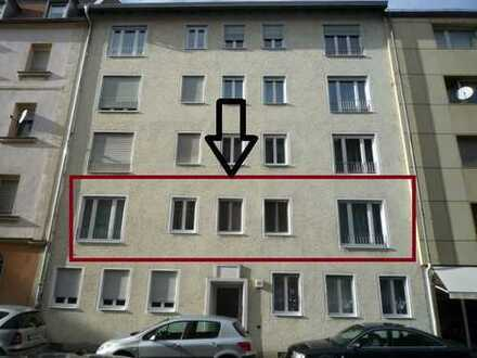 Gepflegte 5 Zimmer - ETW in Nürnberg - St. Johannis