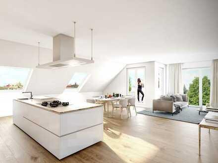 Viel Platz zum Wohlfühlen! Sonnige 4-Zimmer-Wohnung mit großzügigem Südwest-Balkon & top Grundriss!