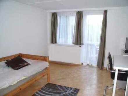 möbliertes Zimmer in moderner WG