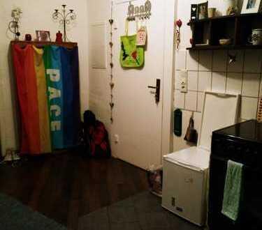 Gemütliche 1- Zimmerwohnung mit großer Wohnküche