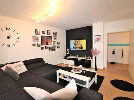 Moderne 4 Zimmerwohnung mit großen Terrassen und Stellplatz!