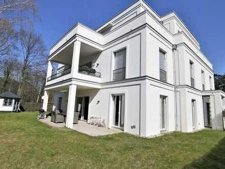 Helles 4-Zimmer-Appartement in hochwertige Wohnanlage mit großem Privatgarten