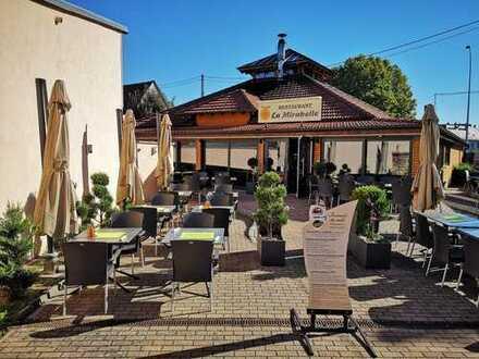 Restaurant – Brauerei'' in Weißenburg, Region Elsass, Frankreich